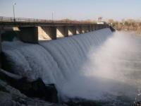 В Иртыш из Шульбинского водохранилища ВКО сбросят 6,7 кубокилометра воды