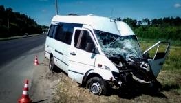 В Прииртышье в результате ДТП пострадали 11 человек