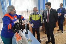На областной станции скорой помощи рассказали о том, как изменилась работа медиков в условиях пандемии