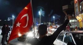 Протестующие против результатов референдума в Турции вышли на улицы