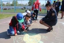 Павлодарская полиция глазами детей