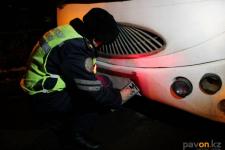 В Павлодарской области полицейские выявляют автомашины с поддельными номерами
