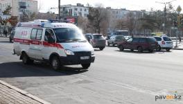 Павлодарская скорая помощь свела к нулю летальность пациентов при транспортировке