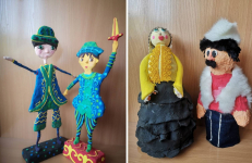 Онлайн-выставку национальных кукол проведут в Павлодаре