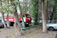В Павлодаре пожарным мешают стихийные парковки