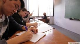 Все выпускники будут сдавать казахский язык в этом году