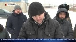 По вине чиновников сотни семей в пригороде Павлодара рискуют остаться без собственных домов