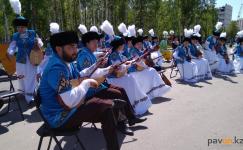 На набережной состоится музыкальный концерт «Домбра-party»