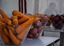 Местные овощи свежего урожая можно будет приобрести по сниженным ценам в Павлодаре