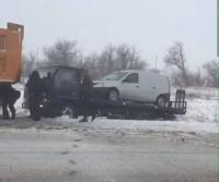 За минувшие сутки в Павлодарской области зафиксировано 12 дорожных аварий
