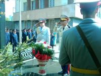 Почтение павшим, благодарность живым, поклон ветеранам