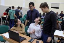 """Конкурс стартапов, организованный в рамках проекта """"Экосистема студенческого предпринимательства ERG"""", завершился в Павлодаре"""