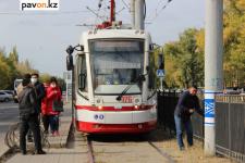 Прямые трамвайные маршруты с улицы Машхур Жусупа до Дачного и Усолки запустили в Павлодаре