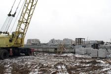 Дом для работников Аксуского завода ферросплавов сдадут в сентябре