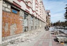 Областная библиотекаимени Торайгырова обретет новый фасад за 140 миллионов тенге