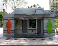 В Павлодаре появится новый уличный туалет
