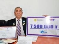 Ученый с ПГУ С.Торайгырова стал победителем конкурса «Инновационный форсаж»
