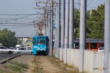 Ремонт трамвайных путей около Жаяу Мусы планируют завершить до 25 сентября