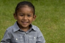 В Британии двухлетний малыш стал самым юным членом ассоциации одаренных людей