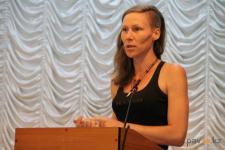 Руководитель «Сердец Павлодара» Мария Гребенкина попросила не звать ее на встречи с противниками вакцинации