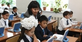 Почти все школы Павлодарской области подключены к высокоскоростному интернету