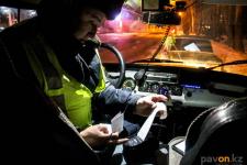 За загрязнение мест общего пользования штрафовать нарушителей станут павлодарские полицейские