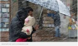 В Казахстане ожидается похолодание до -5 и снег