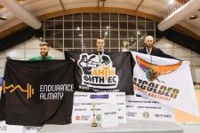 Павлодарец занял первое место вреспубиканском турнире по кроссфиту