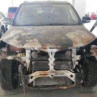 Машина, купленная в автосалоне, сгорела спустя полгода после приобретения