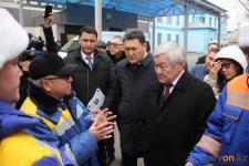 """Бердыбек Сапарбаев: """"Задолженности по зарплате не должно быть"""""""