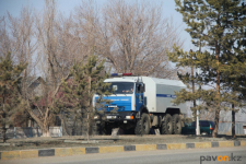 В Павлодаре за безопасностью и соблюдением порядка среди военнослужащих следит военная полиция