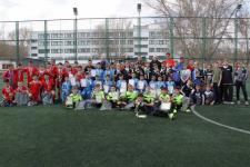 Свыше 700 юных спортсменов приняли участие в Международном детском фестивале спорта