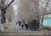 Снег и дождь накануне лета в Павлодаре прогнозируют синоптики