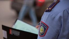 Мужчину с незарегистрированным страйкбольным пистолетом задержали на окраине Аксу