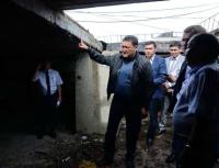 В Павлодаре начали ремонт обвалившейся в 12-этажном доме крыши