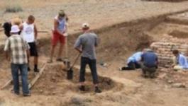 Западноказахстанские археологи готовят к презентации «золотую женщину»