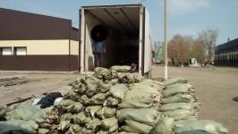 Павлодарские полицейские задержали рефрижератор с 10 тоннами незаконно выловленной рыбы