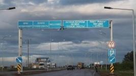В Астану закрыт въезд для должников
