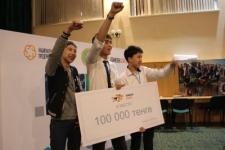 Итоги и победители Atameken Startup Pavlodar