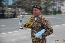 Павлодарцы заняли призовые места в смотре «Строя и песни»