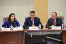 Тюменские власти планируют сотрудничество сКазахстаном всфере логистики иАПК
