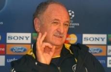Сколари вызвал психолога для игроков сборной Бразилии