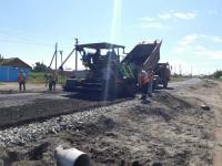 До конца августа в поселке Ленинский завершат запланированный ремонт дорог