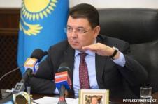 Канат Бозумбаев надеется поработать в Павлодарской области еще как минимум год