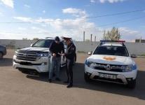Павлодарские автовладельцы погасили штрафы после проверки полиции