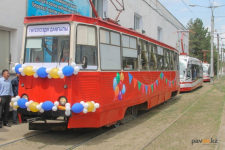 Павлодарские акимы совершили экскурсию по новому городскому проспекту