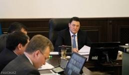 Бороться с «теневой» экономикой призвал Булат Бакауов