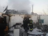 Пожар унес жизни троих человек в Павлодаре