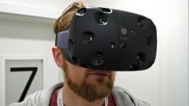 Ветеран «посетил» освобожденный им город с помощью VR-очков