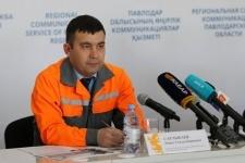 На алюминиевом заводе объяснили появление розового снега в Павлодаре
